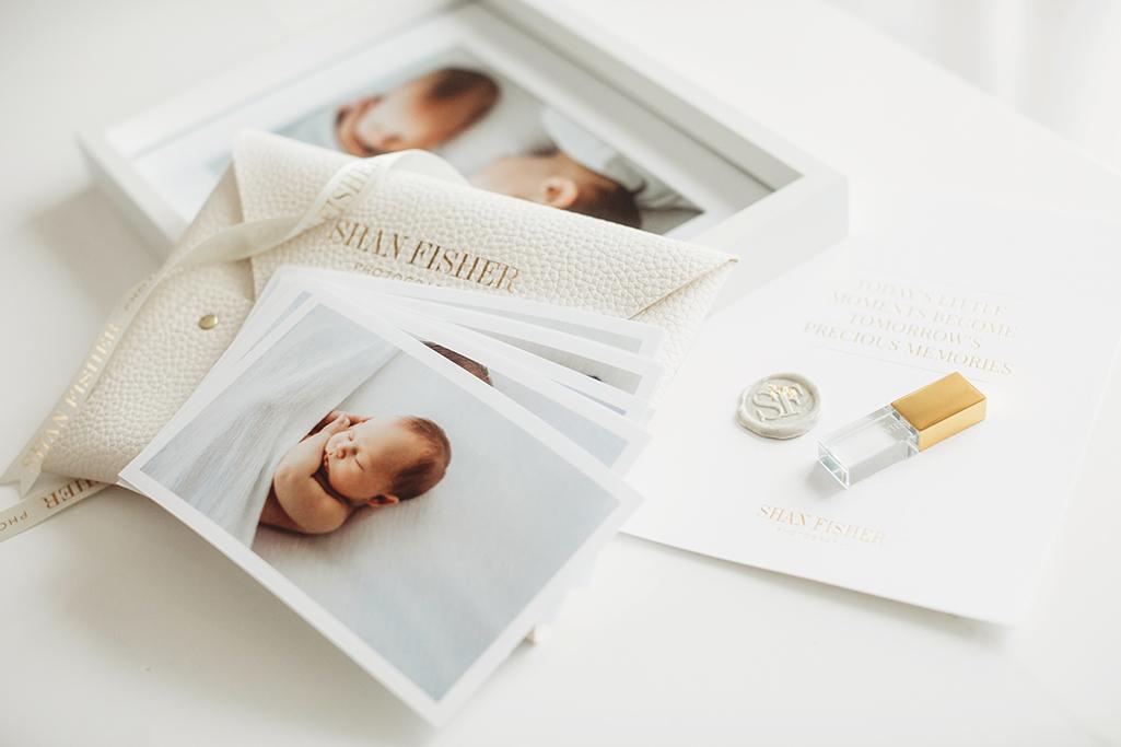Baby photo prints